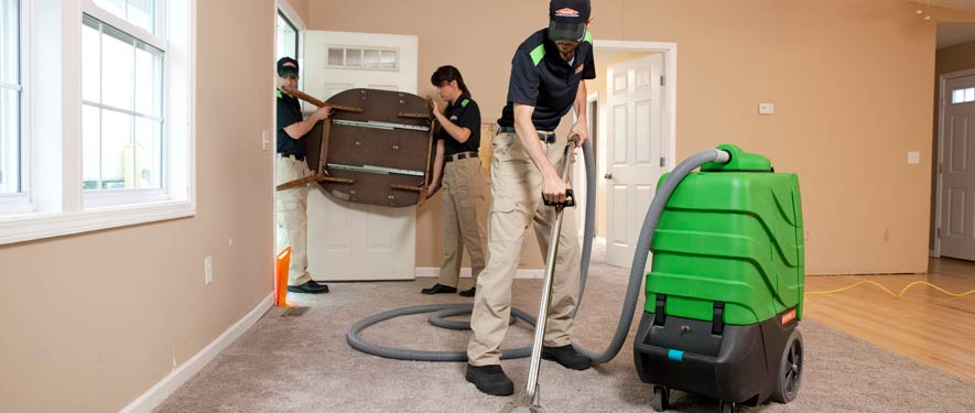 Macon, GA residential restoration cleaning